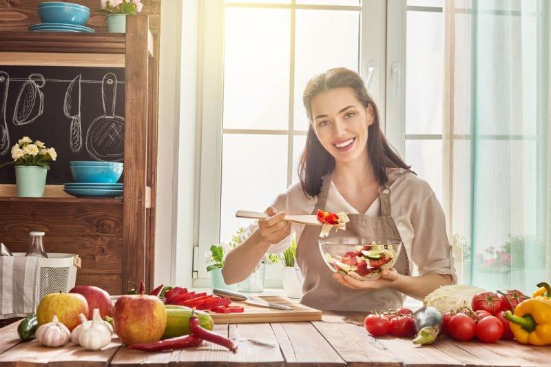 6+1 μυστικά για φρέσκα φρούτα και λαχανικά