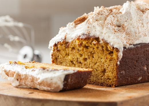 Γλυκό ψωμί με κολοκύθα