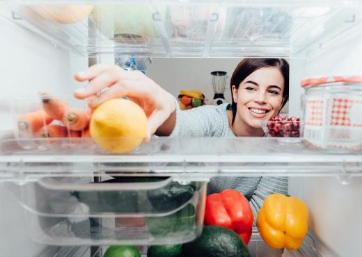 Κανόνες σωστής συντήρησης των τροφίμων στο ψυγείο