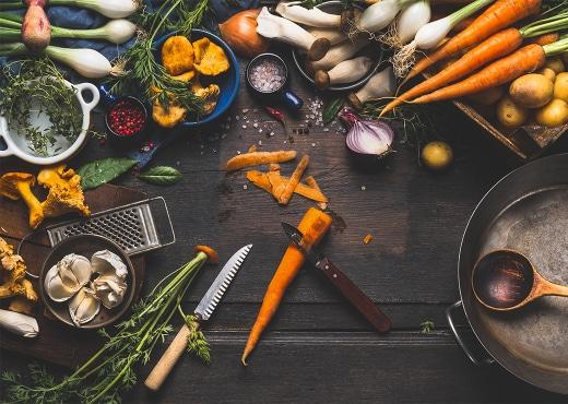 Μυστικά για πιο ελαφριά πιάτα