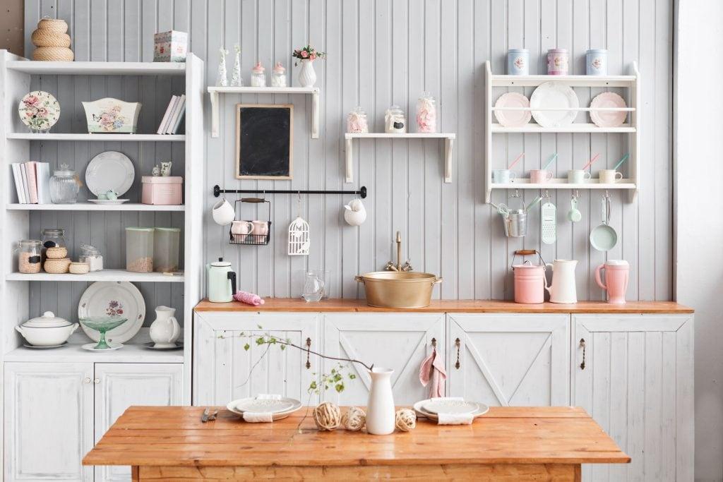 Μικρή – μεγάλη κουζίνα