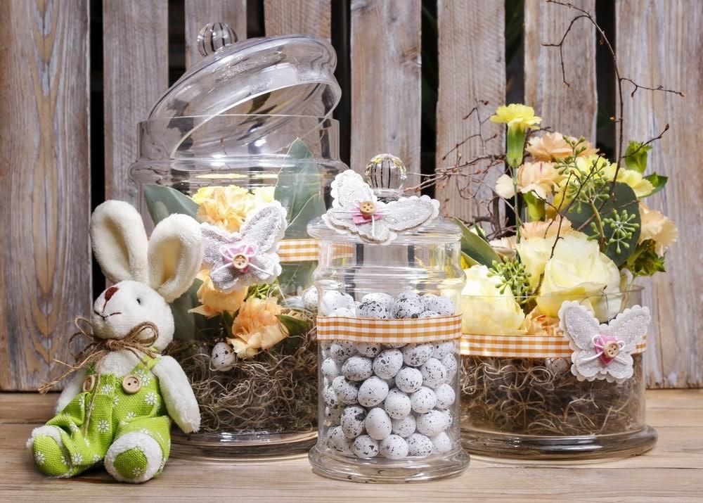 Iδέες για να διακοσμήσετε το πασχαλινό τραπέζι